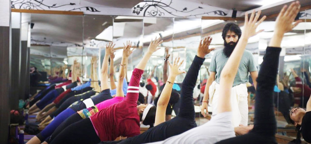 Yoga Is Balance