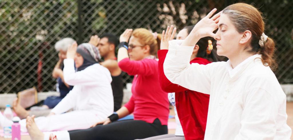 Yoga Is Divine