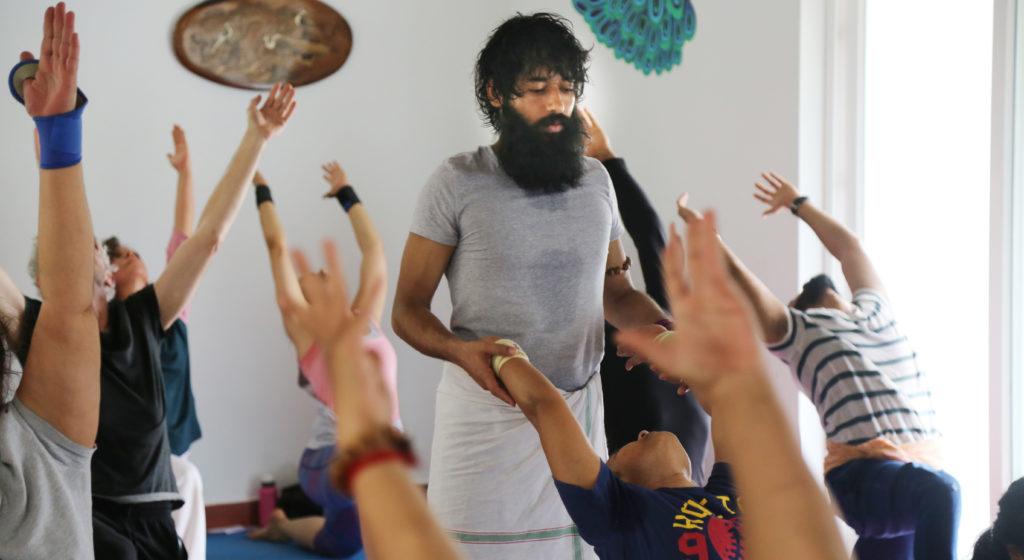 Yoga Is God