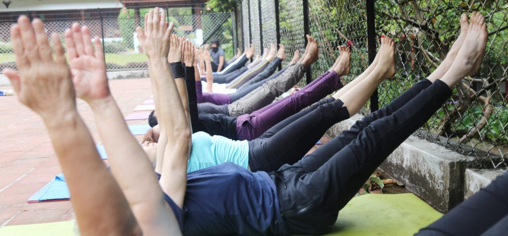 Yoga Is Peace