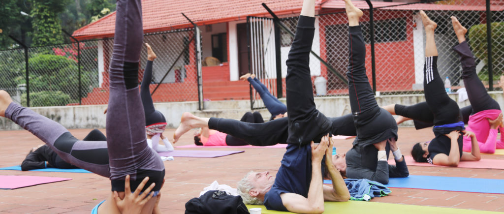 Yoga Is Humility