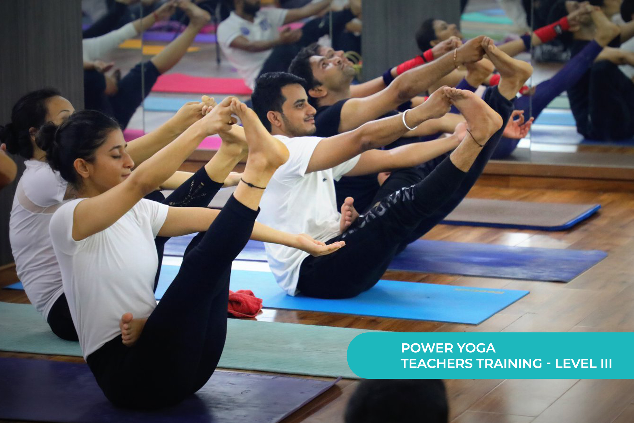 Power Yoga Level Iii Teachers Training Certification Program